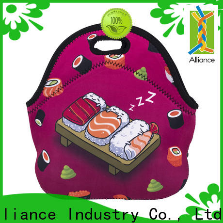 Alliance large lunch bags for women from China for food
