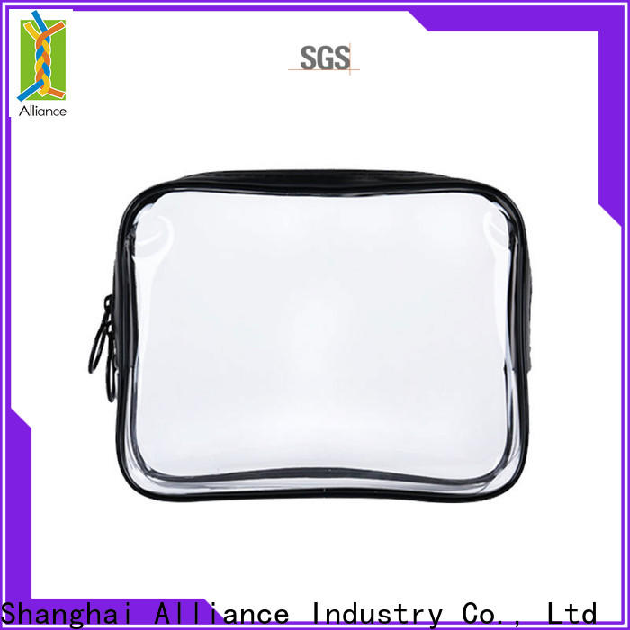 Alliance makeup pouch supplier for tirp