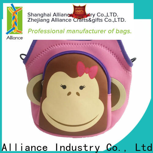 Alliance reusable insulated lunch bags manufacturer for children