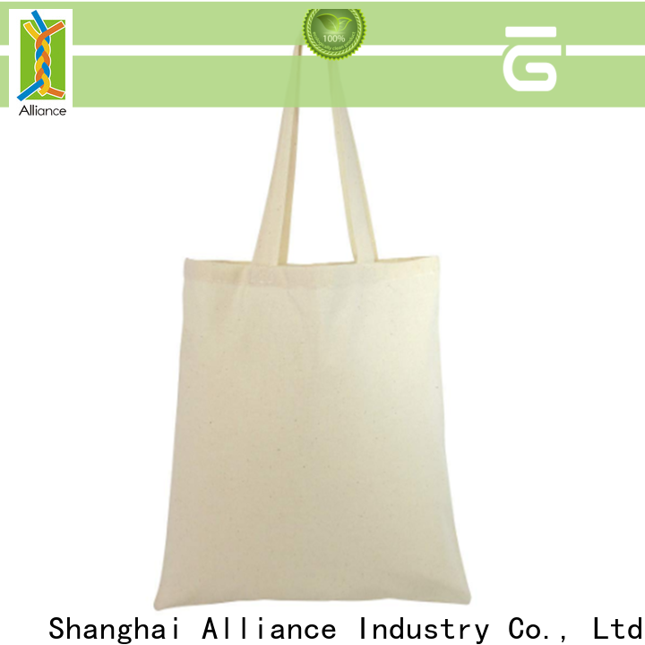 quality cotton bag from China for books