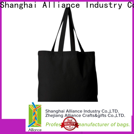 Alliance cotton cotton tote bags from China for grocery