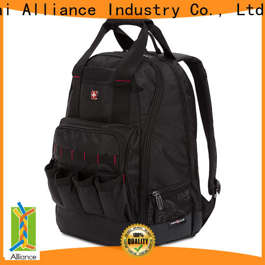 Alliance certificated tool backpack factory price for student