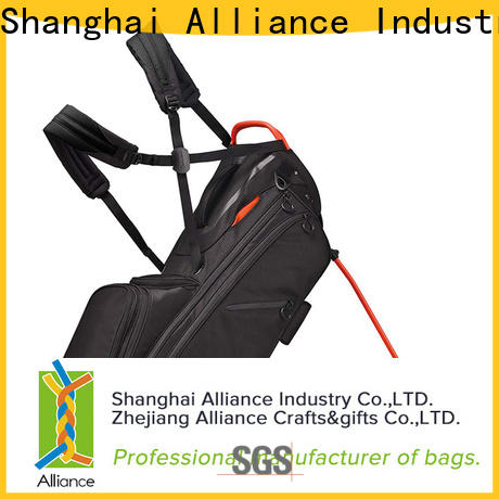Alliance single golf cart bags directly sale for men