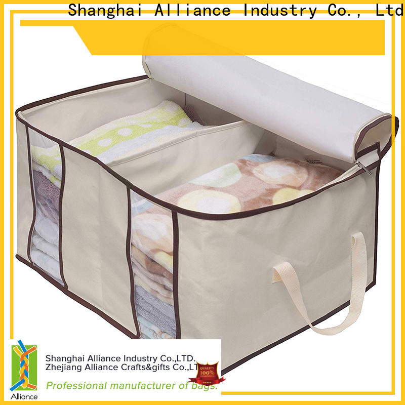 Alliance clothes storage bags factory for travel