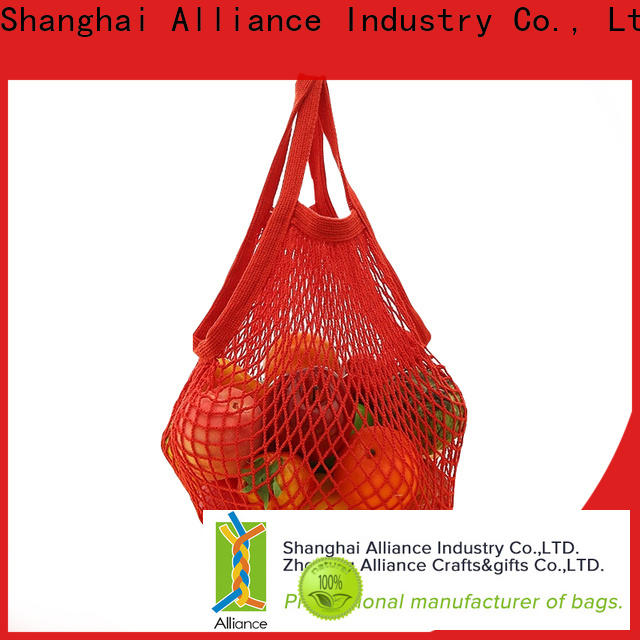extra large mesh bags factory price for outdoor