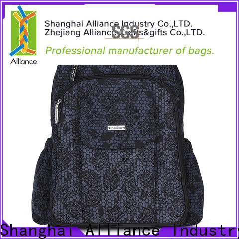 durable diaper bag backpack from China for girls