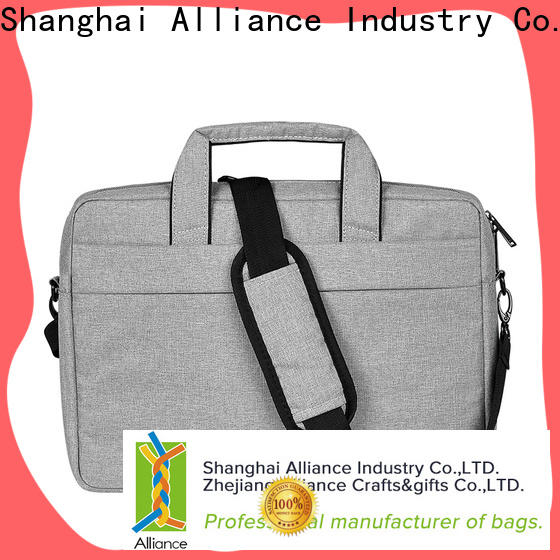 premium laptop bags factory price for men