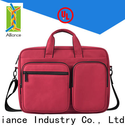 Alliance certificated laptop case supplier for men