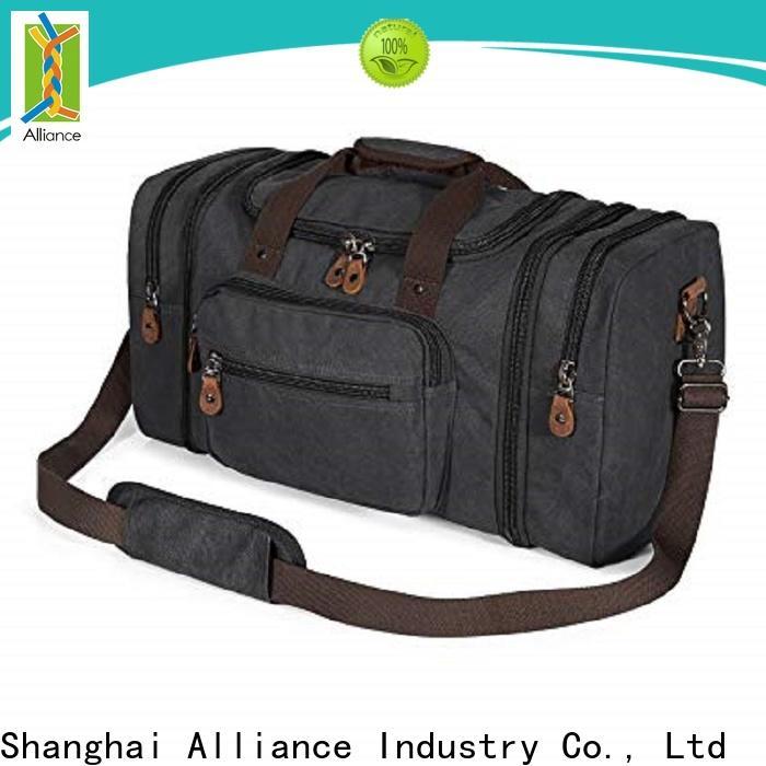 Alliance waterproof duffel bag manufacturer for women