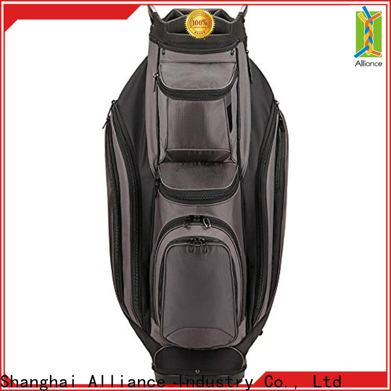 Alliance single golf stand bags manufacturer for man