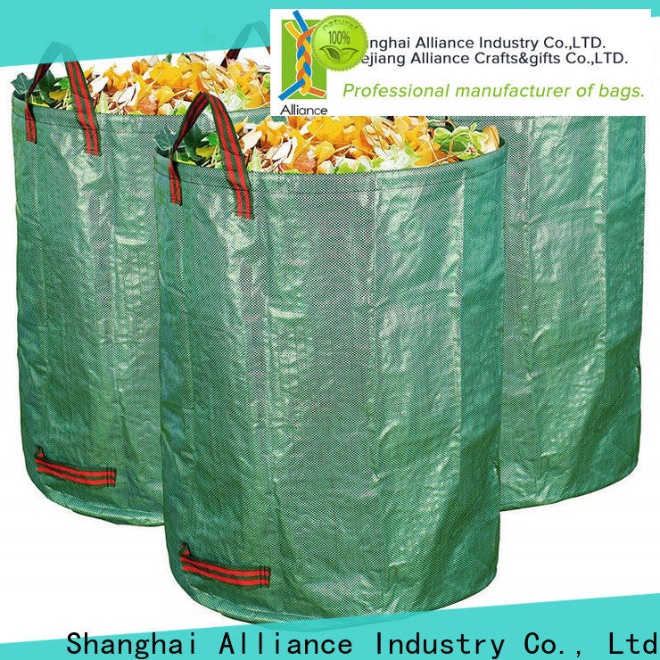 Alliance approved garden grow bags with good price for vegetable