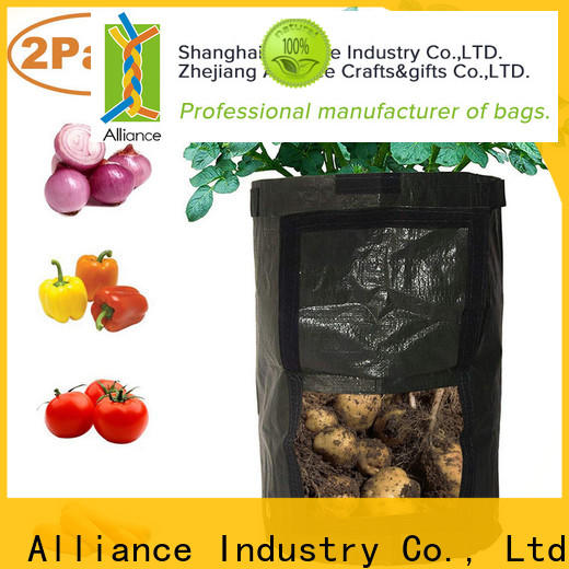 collapsible garden waste bags with good price for onion
