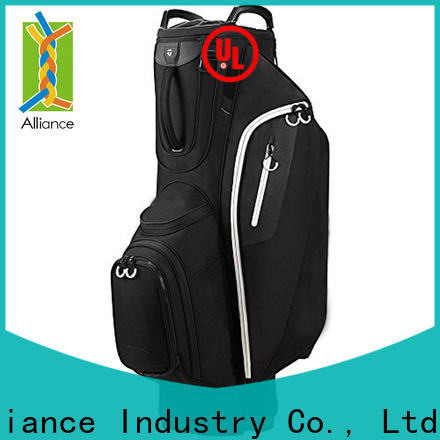 Alliance golf bags customized for women