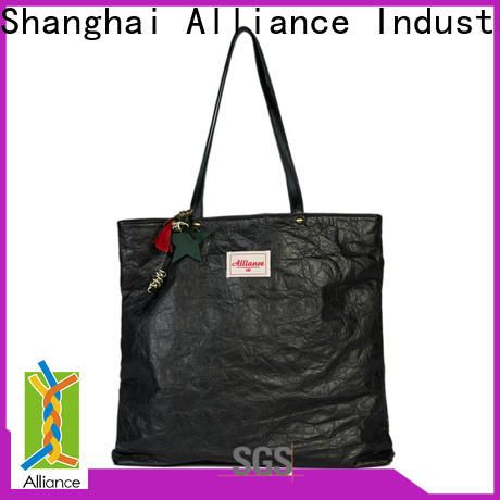 Alliance large personalized tote bags from China for shopping