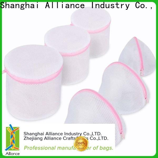 extra large mesh laundry bags factory price for beach