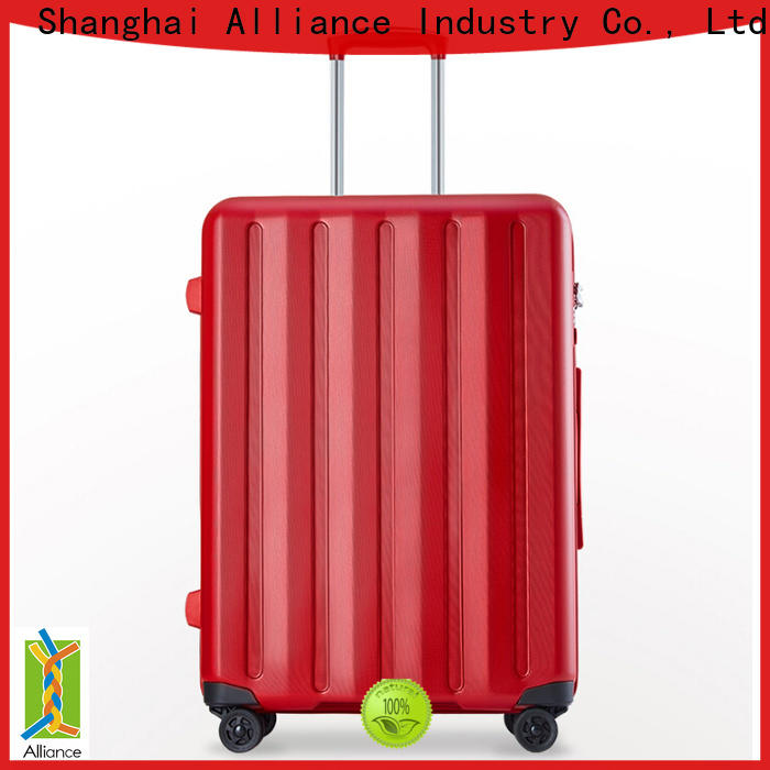 elegant luggage trolley bags factory for women