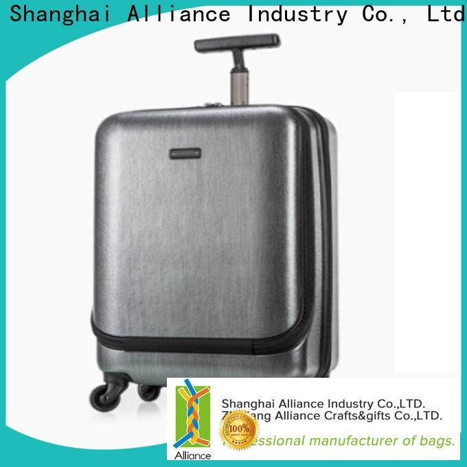 Alliance sturdy polycarbonate luggage supplier for outdoor
