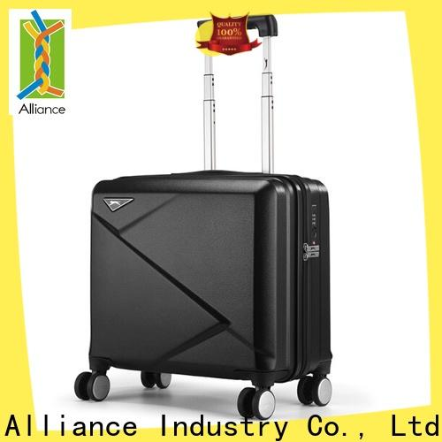Alliance quality pc+abs luggage supplier for outdoor