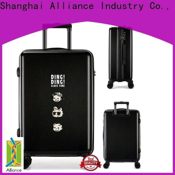 Alliance trolley suitcase design for tirp