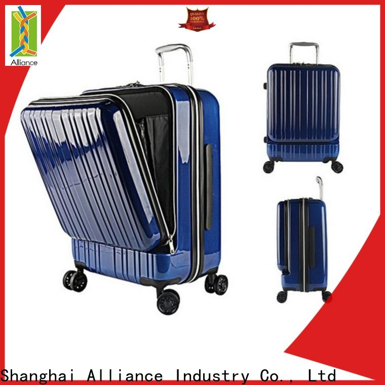 Alliance trolley suitcase design for women