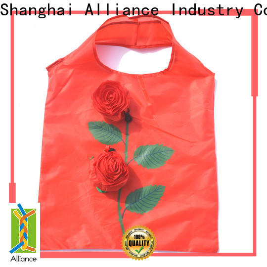 Alliance folding shopping bags with good price for grocery