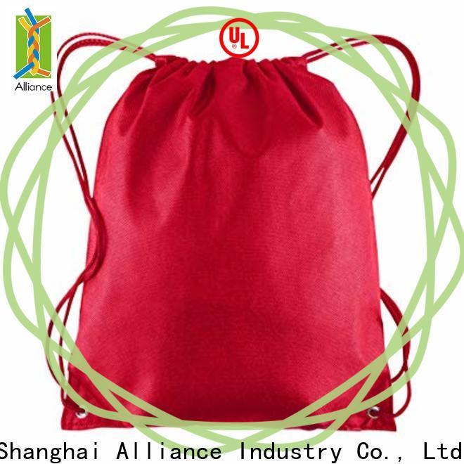 approved drawstring backpack design for sport