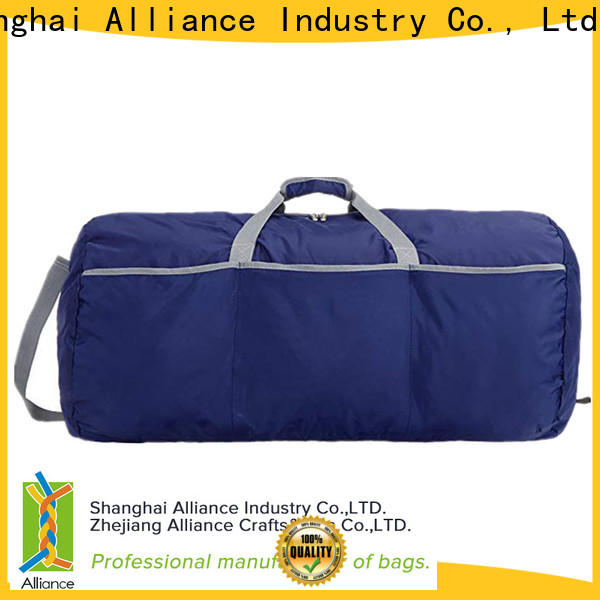 Alliance practical carry on duffel bag manufacturer for gym