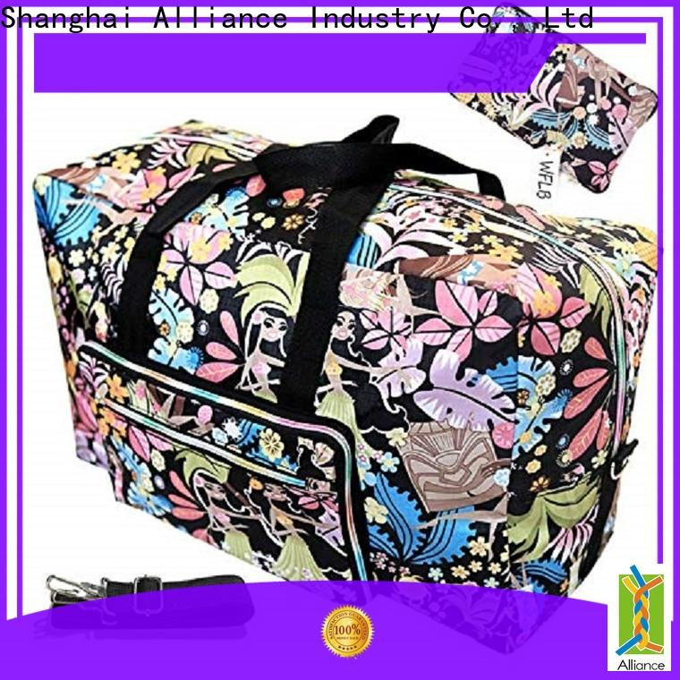 Alliance waterproof duffel bag from China for weekender