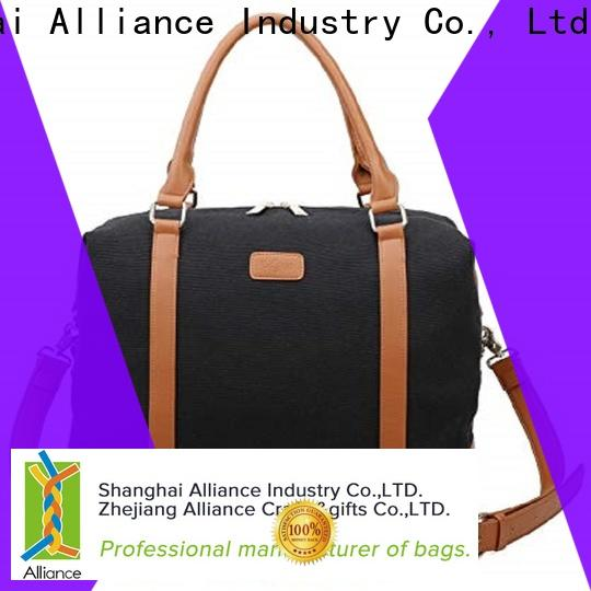 Alliance quality travel duffel bags from China for women