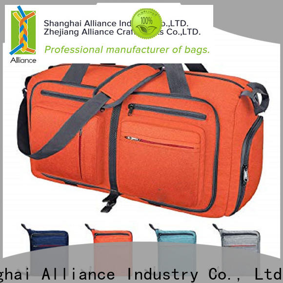 practical travel duffel bags from China for women
