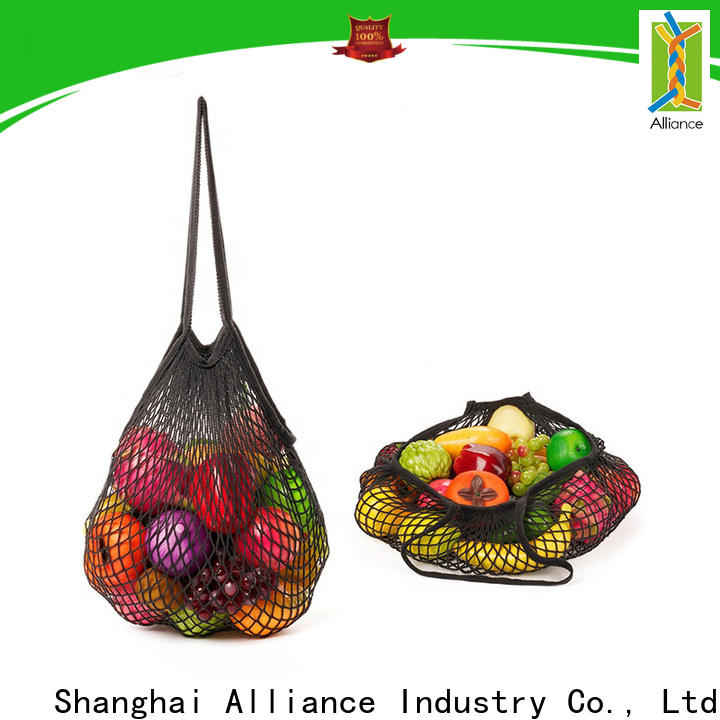 Alliance sturdy mesh bags supplier for packaging