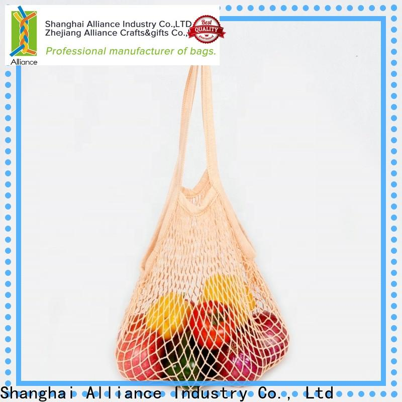 Alliance professional laundry net bag supplier for shopping