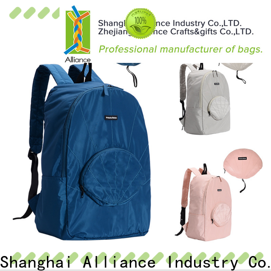 Alliance brown backpack factory factory for fishing