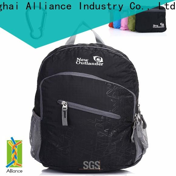 Alliance backpack factory with good price for men