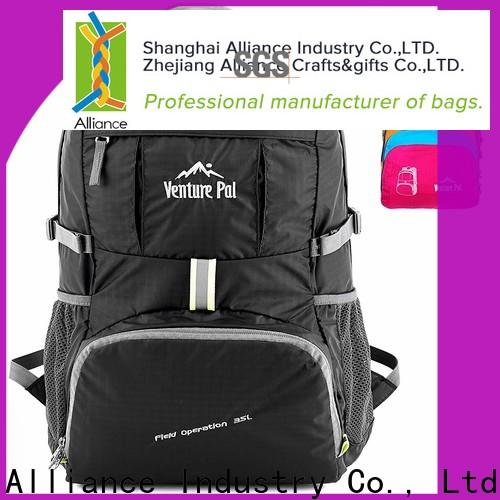 Alliance backpacks for men with good price for camping