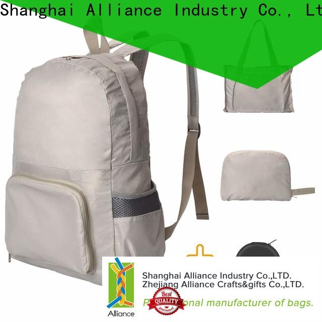 Alliance quality backpacks for men factory for hiking