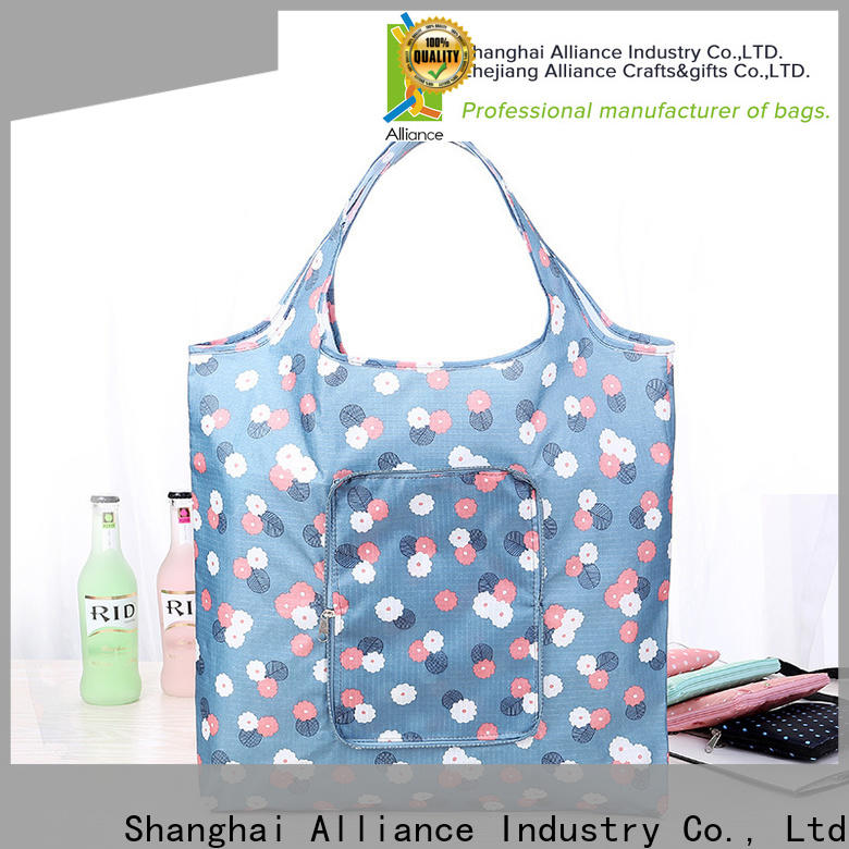 Alliance waterproof shopping bags design for fruit