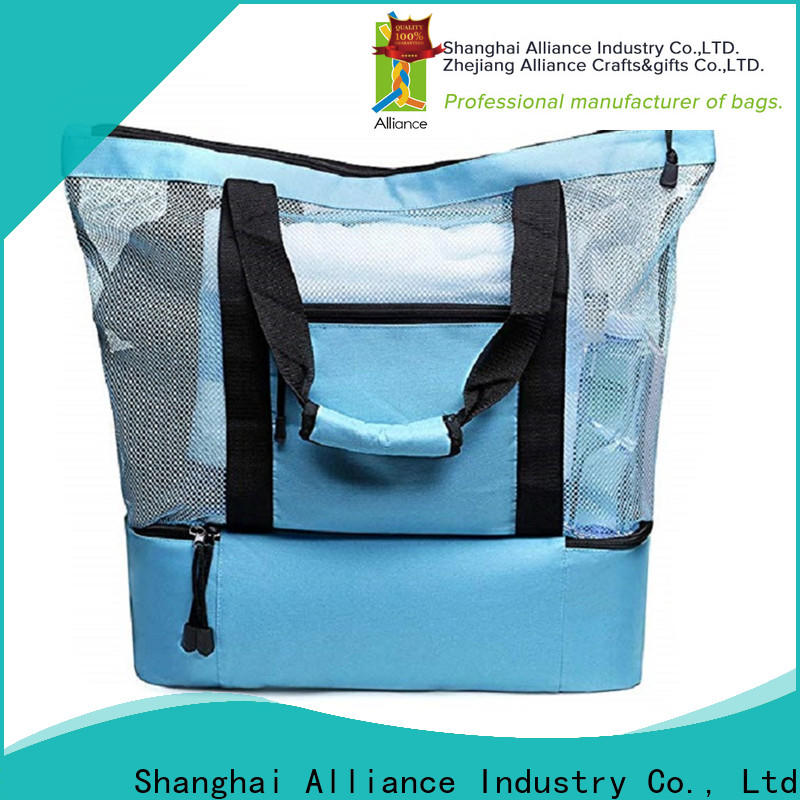 Alliance reusable collapsible cooler factory for meal