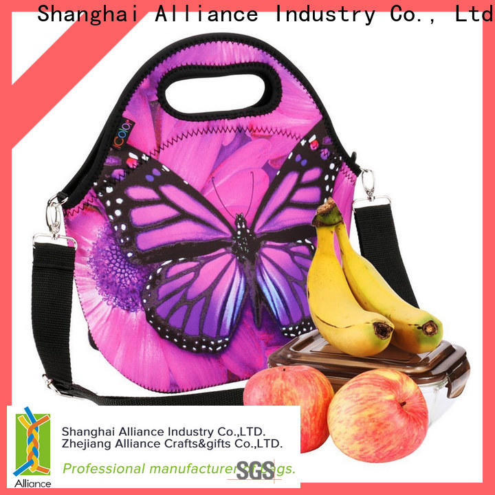Alliance insulated insulated lunch bags customized for beach