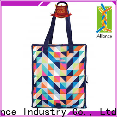 Alliance waterproof collapsible cooler factory for children