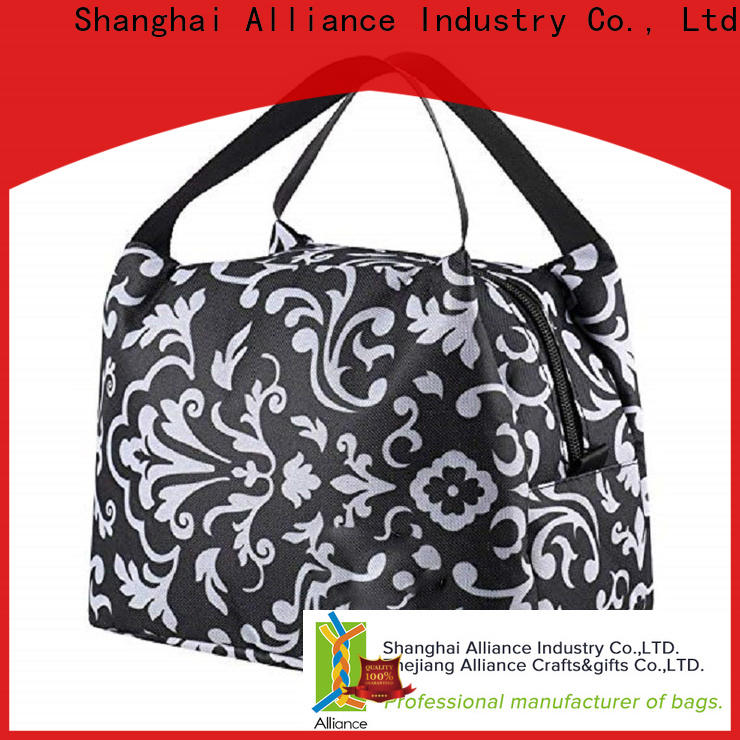 Alliance lunch cooler bag factory for meal