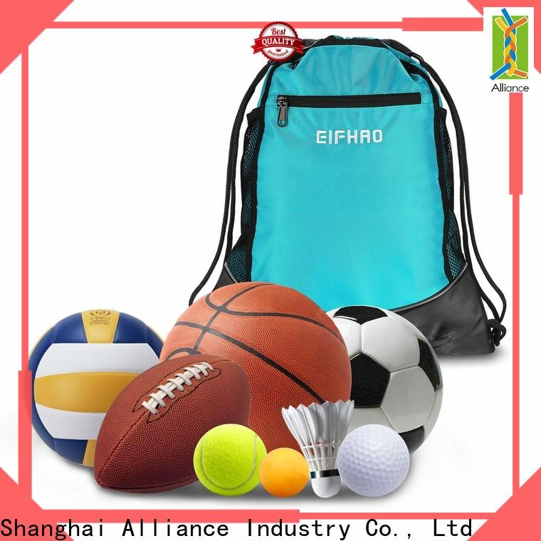 Alliance approved cotton drawstring bags with good price for girls