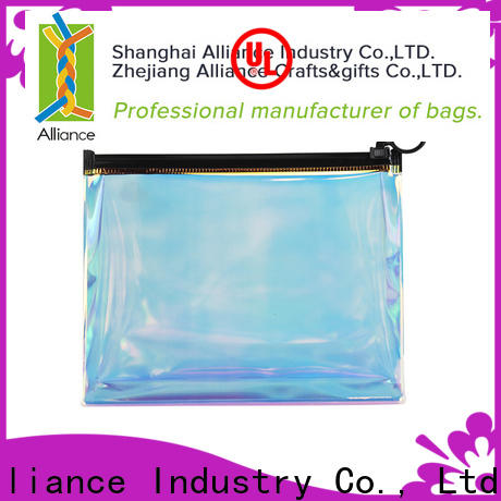 Alliance washable makeup pouch supplier for tirp