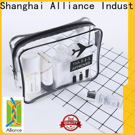Alliance travel makeup bag supplier for outdoor