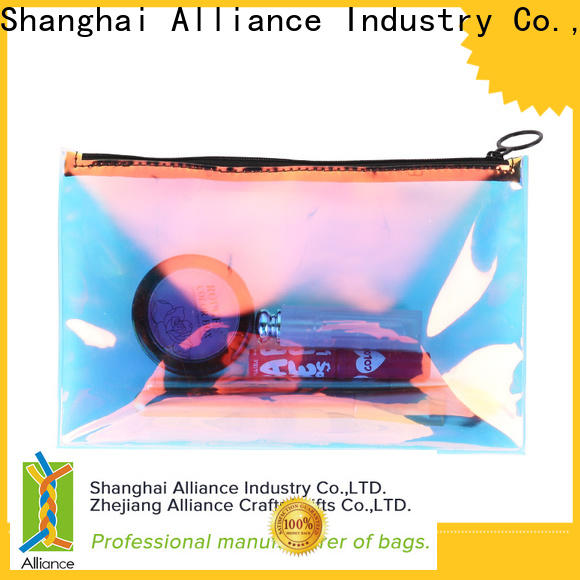 Alliance cosmetic toiletry bag personalized for outdoor