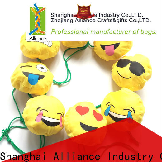 elegant foldable shopping bag factory for fruit