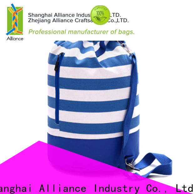 Alliance personalized tote bags series for grocery