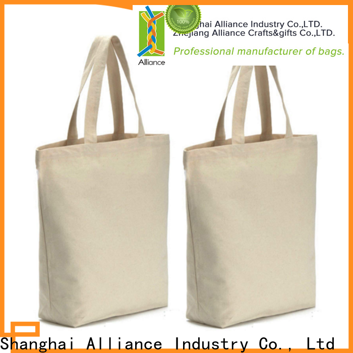 Alliance personalized tote bags series for books