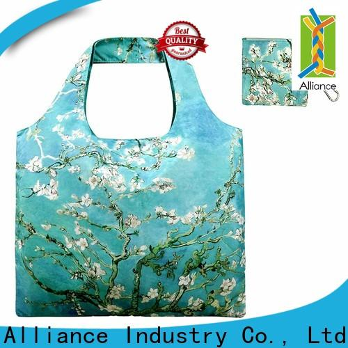 Alliance reusable shopping bags with good price for shopper