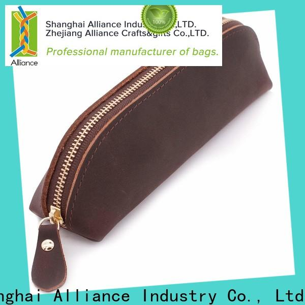 Alliance professional pencil bag personalized for college